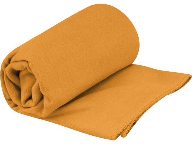 Sea to Summit Drylite Serviette pour chien Antibactérien S, orange